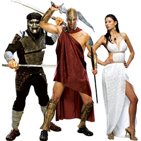 300 Movie Costumes