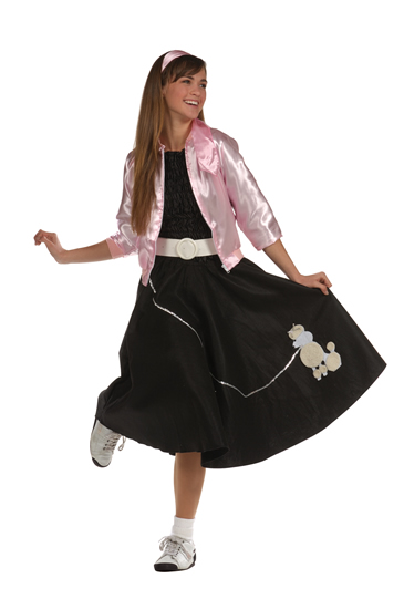 50's Poodle Skirt Costume