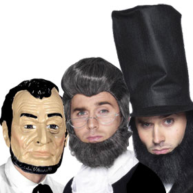 Abraham Lincoln Costume Accessories