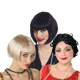 Adult 20s Wigs