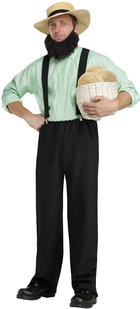 Adult Amish Mafia Costume