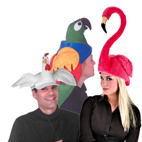 Adult Bird Hats