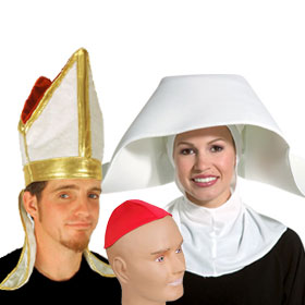 Adult Catholic Hats