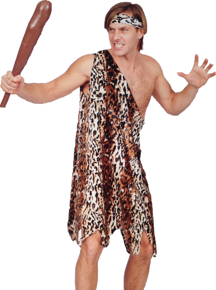 Adult Cave Man Costume