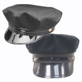Adult Chauffeur Hats