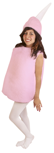 Adult Cotton Candy Costume