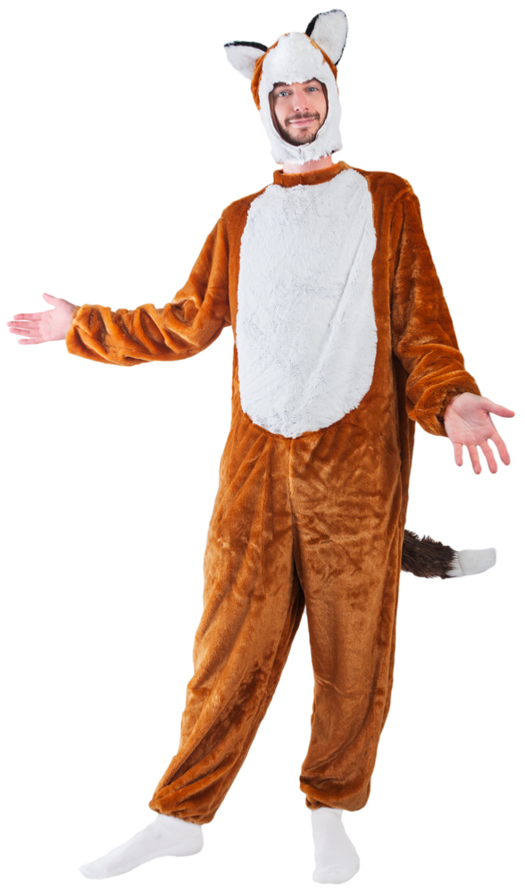Adult Fox Costume  sc 1 st  Brands On Sale & Animal Halloween Costume | 100u0027s of Costumes Inspired by Animals
