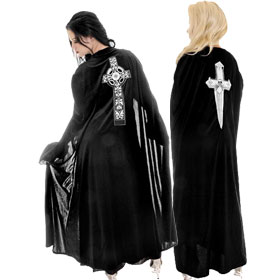 Adult Gothic Capes