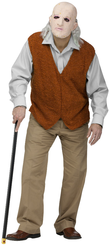 Adult Grandpa Costume