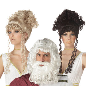 Adult Greek Wigs