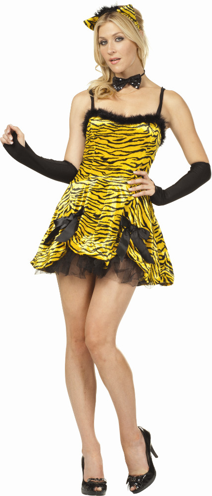Adult Honey Whiskers Costume
