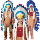 Adult Indian Headdresses