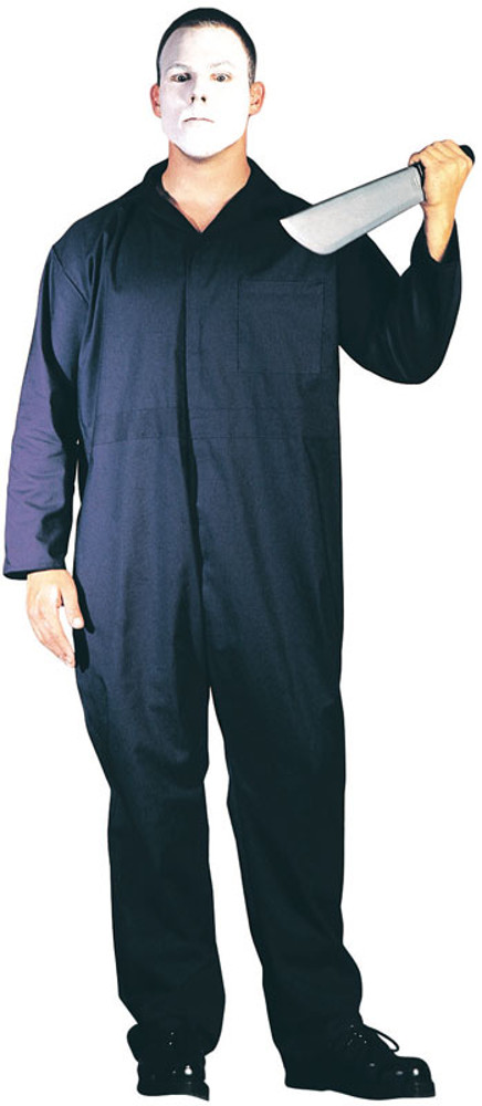 Adult Michael Myers Overalls  sc 1 st  Brands On Sale & Adult Michael Myers Overalls | Michael Myers Halloween Costumes ...