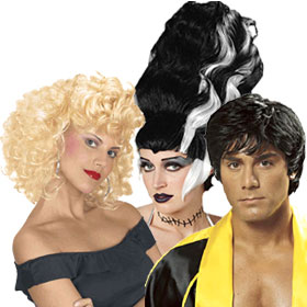 Adult Movie Character Wigs