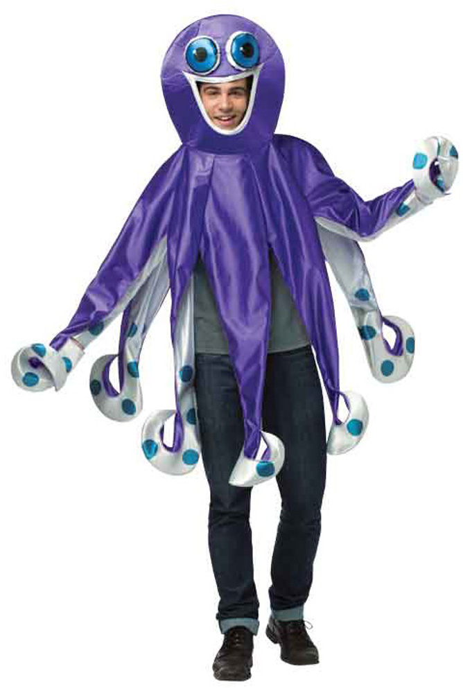 Adult Octopus Costume