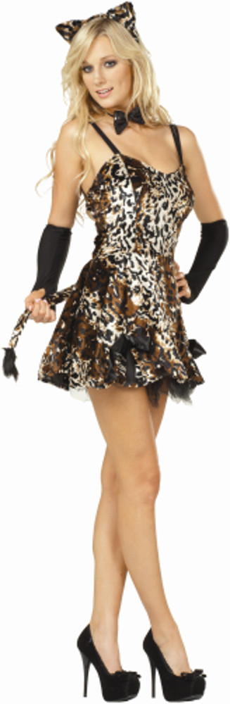 Adult Party Cheetah Costume
