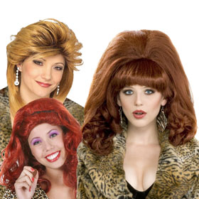 Adult Peg Bundy Wigs