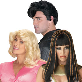 Adult Period Wigs