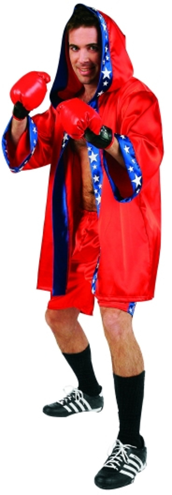 Adult Plus Size Knock-Out Costume