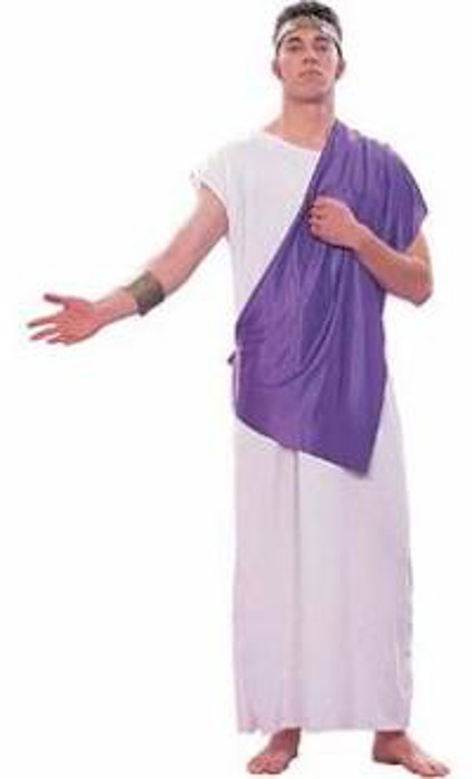 Adult Plus Size Roman Senator Costume