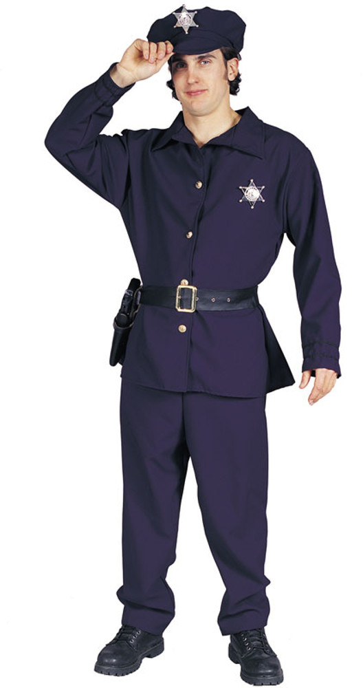 Adult Policeman Costume  sc 1 st  Brands On Sale : policeman costumes for kids  - Germanpascual.Com