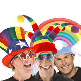Adult Rainbow Pride Hats 19a675f2df9