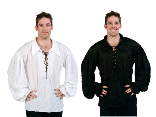 Adult Renaissance Costume Shirt