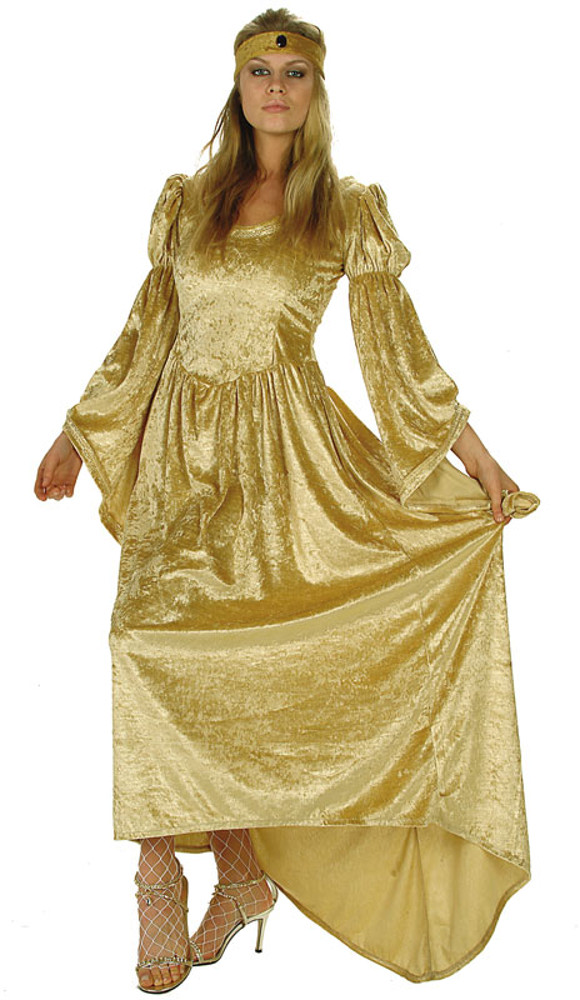Adult Renaissance Goddess Costume