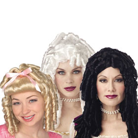Adult Ringlet Wigs