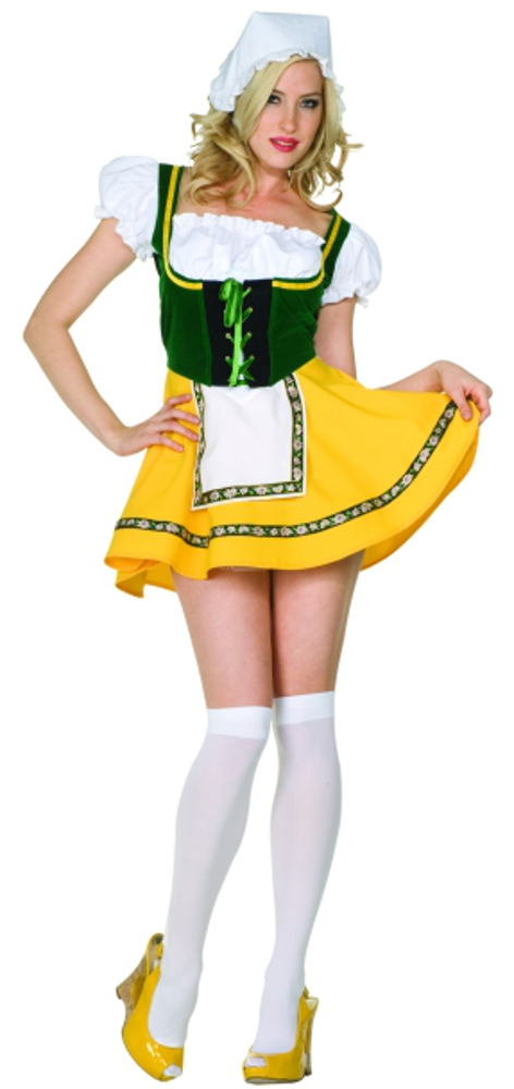 Adult Sexy Beer Garden Girl Costume  sc 1 st  Brands On Sale : dutch maid costume  - Germanpascual.Com