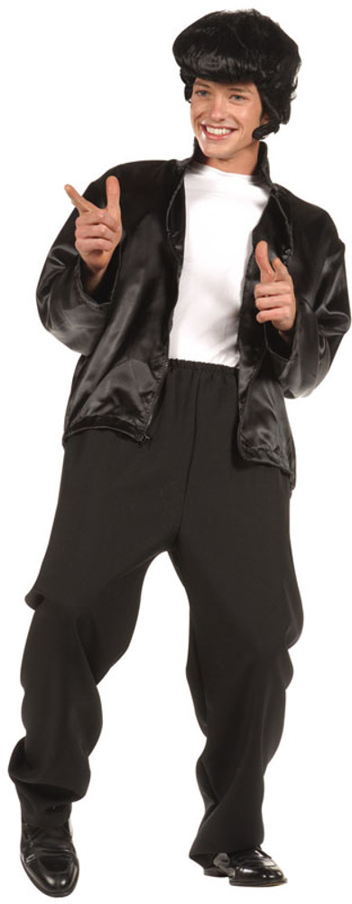 Adult T-Bird Satin Jacket