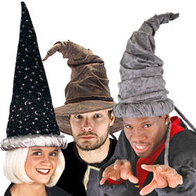 Adult Wizard Hats