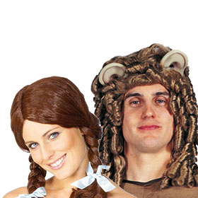 Adult Wizard of Oz Wigs