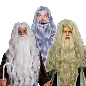 Adult Wizard Wigs
