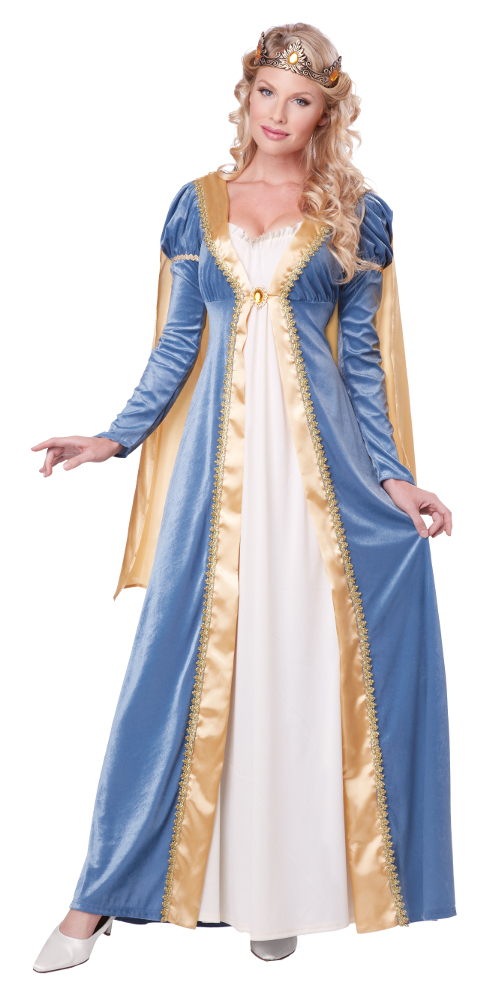 Adult Elegant Empress Costume