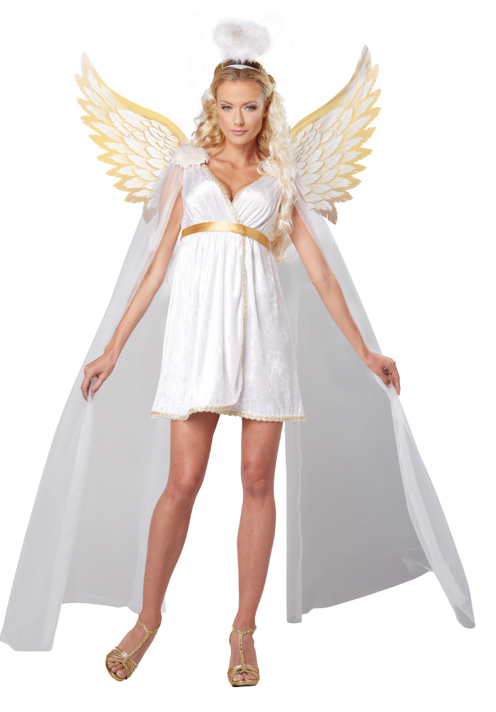 Adult Radiant Angel Costume