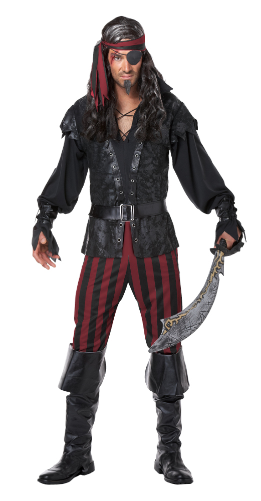 Adult Ruthless Rogue Costume