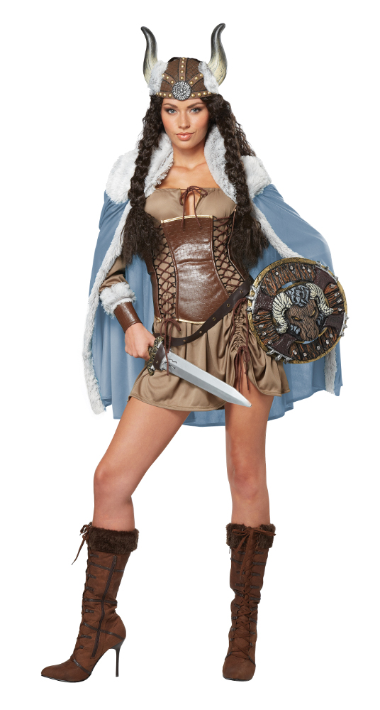 Adult Viking Vixen Costume