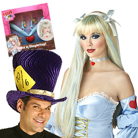 Alice in Wonderland Costume Accessories