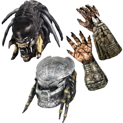 Alien vs Predator Costume Accessories