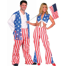 American Flag Costumes