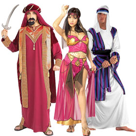 Arabian Costumes
