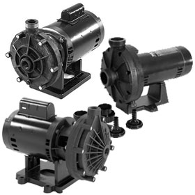 Automatic Pool Cleaner Booster Pumps