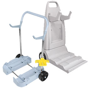 Automatic Pool Cleaner Caddies