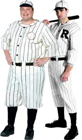 Babe Ruth Costumes