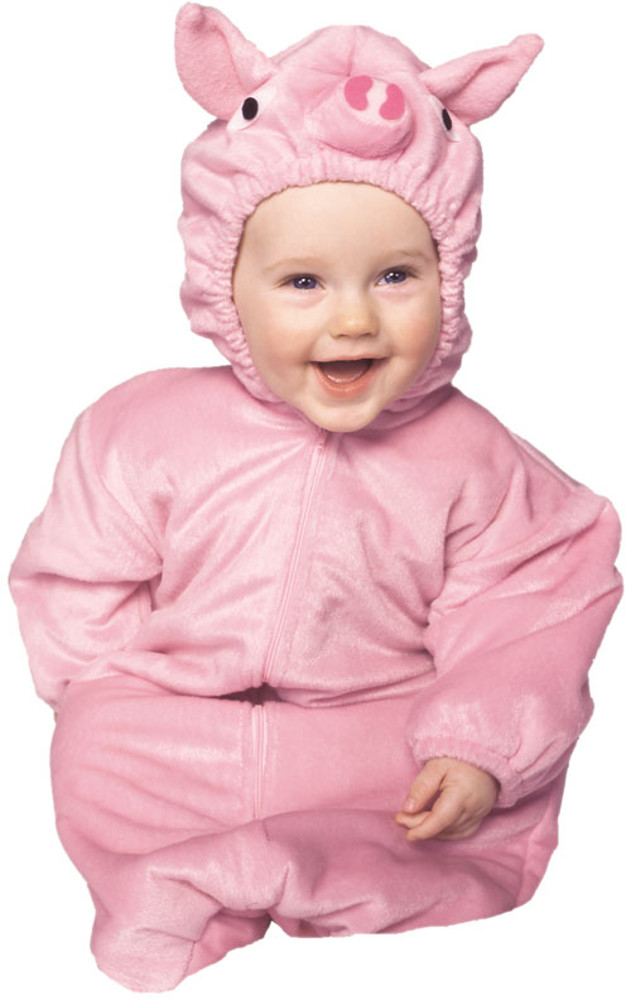 Toddler Pink Piggy Pajama Costume. $18.99. Baby Pink Piggie Bunting  sc 1 st  Brands On Sale & Pig Costumes | Farm Animal Costumes | brandsonsale.com