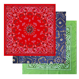 Bandanas by Color