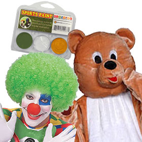 Baylor Bears Game Day Costumes