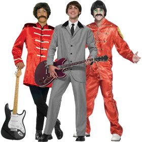 Beatles Costumes