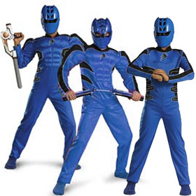 Blue Power Ranger Costumes  sc 1 st  Brands On Sale : power rangers costumes  - Germanpascual.Com